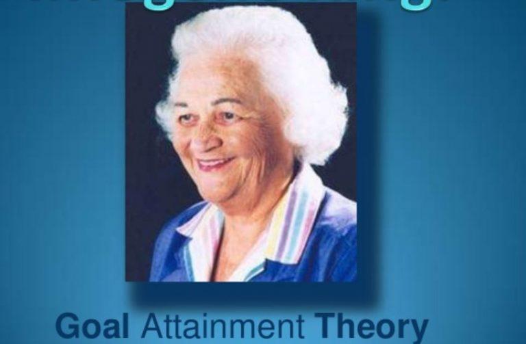 Teori Model Keperawatan Menurut Imogene King