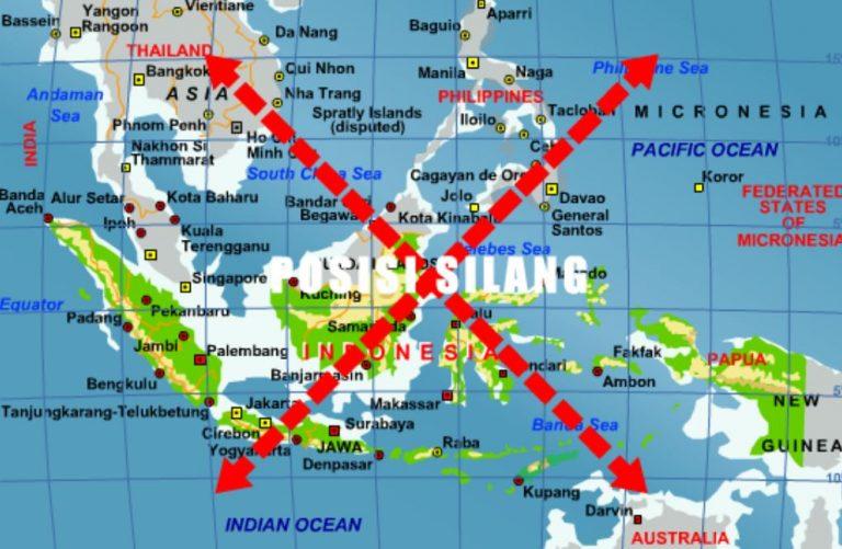 Letak Astronomis, Geografis dan Geologis Indonesia