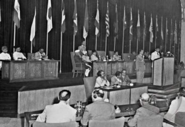 Ringkasan Konferensi Asia Afrika dan Peran Indonesia